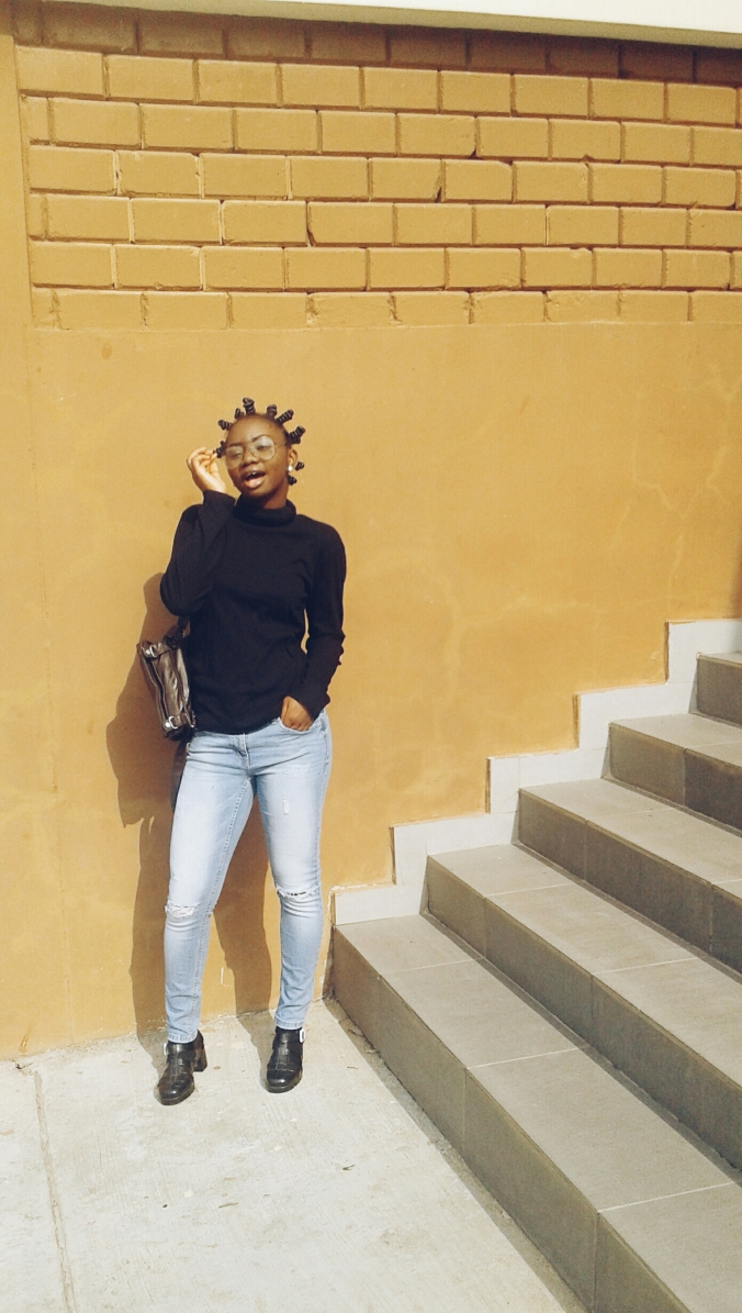 """""""If I was waiting for a camera I would not have started my blog"""" - Funke Olotu"""