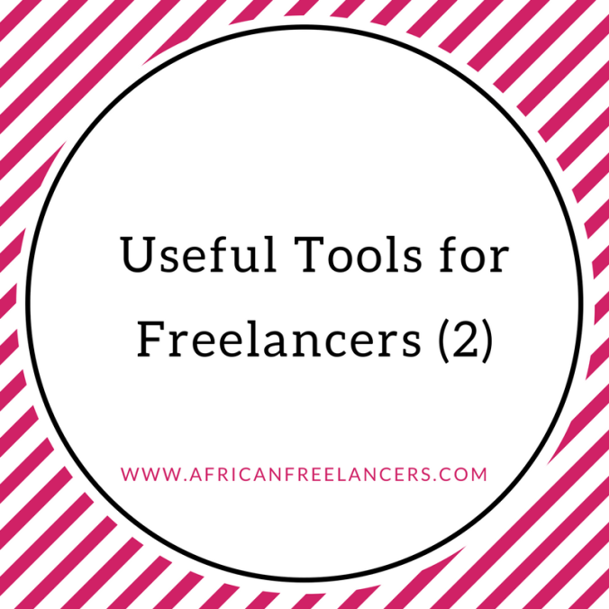 Useful Tools for Freelancers (2)