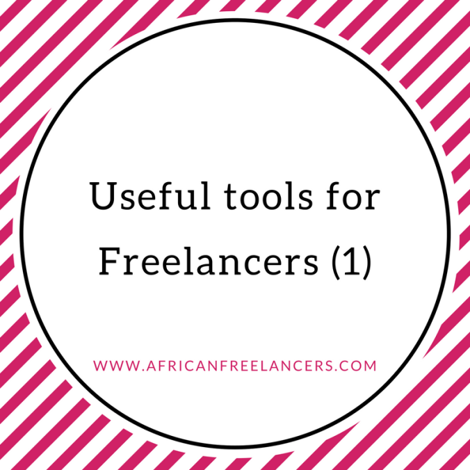 Useful tools for Freelancers (1)