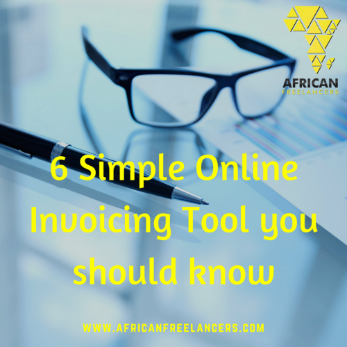 6 Simple Online Invoicing Tool you should know