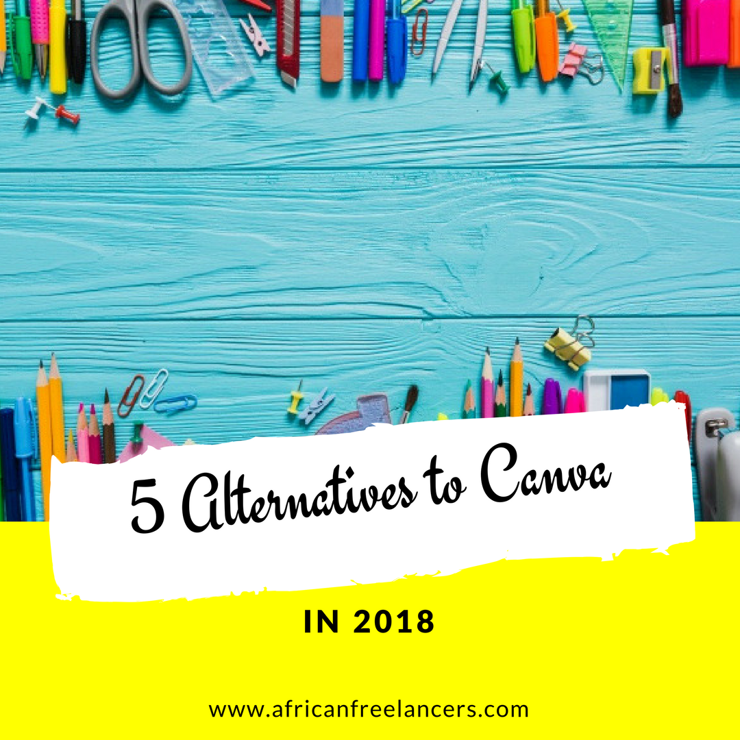 5 Alternatives to Canva in 2018